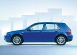 Краш-тест Volkswagen Golf 1.4 16V