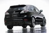 Тюнинг Lexus RX 450h обвес Wald Black Bizon